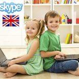 Подходит ли изучение английского для детей через скайп?