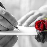 Как написать на английском языке самое романтичное любовное письмо?